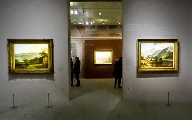 Turner et la couleur à l'Hôtel de Caumont – Aix-en-Provence - Salle 2 - La peinture en plein air 03