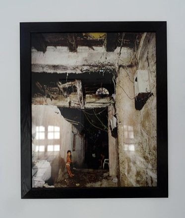 Ainsi soit-il d'Andres Serrano à la Collection Lambert - Vue de l'exposition 02