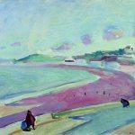 Charles camoin madame matisse faisant de la tapisserie 1904 1905 en reven - Frac marseille adresse ...
