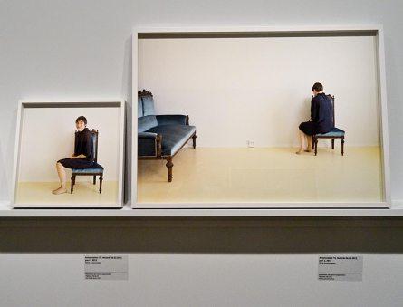 Elina Brotherus « La lumière venue du Nord » - Annonciation (2009-2013) 05