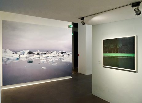 Elina Brotherus « La lumière venue du Nord » - Horizons (2000-2002)