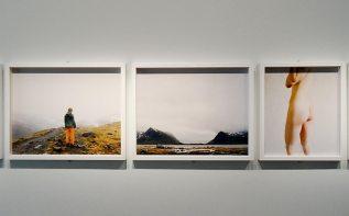 Elina Brotherus « La lumière venue du Nord » - Large de vue, hommage à Erik Satie (2006) 04
