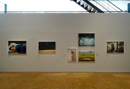 Elina Brotherus « La lumière venue du Nord » - Oeuvres majeures (1997 - 2015)