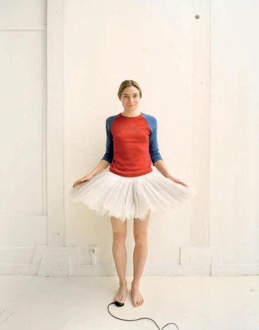 Elina Brotherus, Artiste en danseuse, 2007