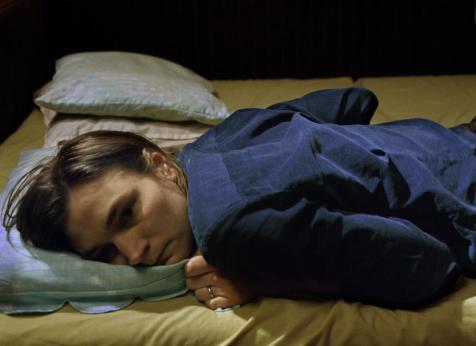 Elina Brotherus, I hate sex, 1998
