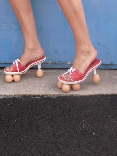 "Lili Fantozzi ""Périlleusement vôtre"" taille 41 © Lili fantozzi"
