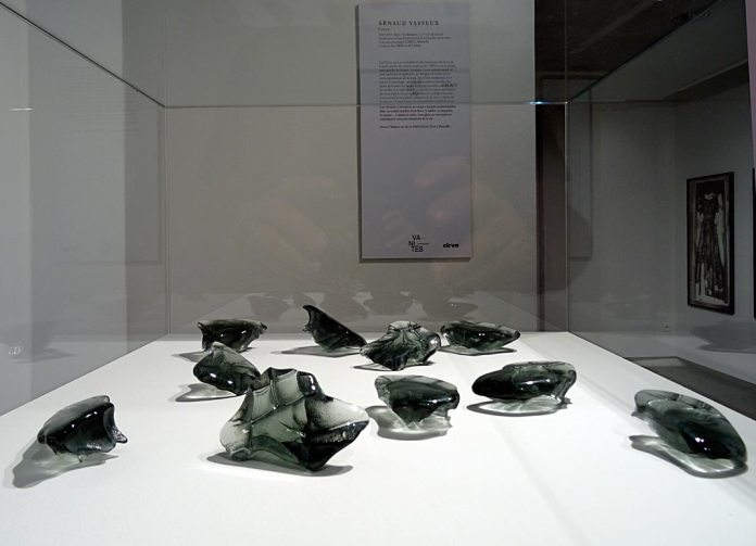 Arnaud Vasseux, Creux, 2011-2012 - Vanités à la Maison des Consuls – Les Matelles, Grand Pic Saint-Loup