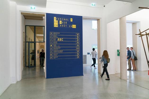 Exposition Terminal P à la Panacée Commissariat Franck Bauchard © Olivier Cablat.