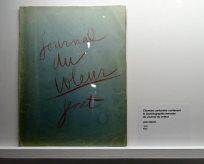 Jean Genet, l'échappée belle au MuCEM - vue de l'exposition - Le Journal du voleur