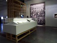 Jean Genet, l'échappée belle au MuCEM - vue de l'exposition - Les Paravents