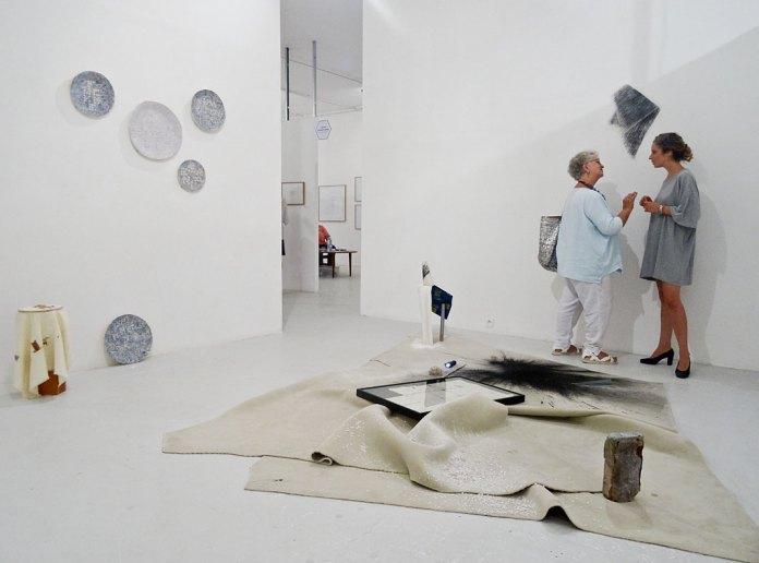 Atelier-KSR, Berlin - Paréidolie 2016 - vue de l'exposition