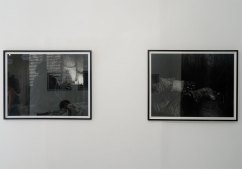 Backslash Gallery, Paris - Paréidolie 2016 - vue de l'exposition