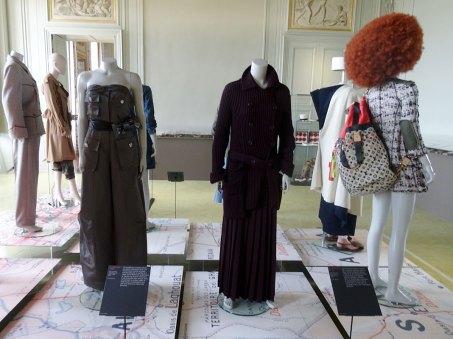 Autour de la Saharienne, dans la Salle du billard - Mission Mode, Styles Croisés au Château Borély