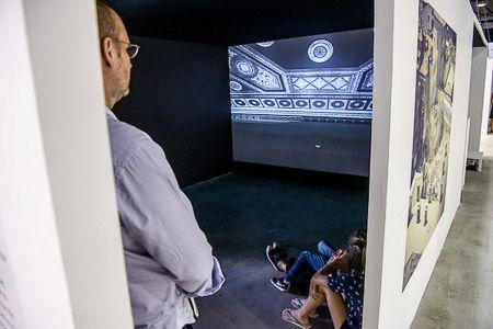 Projection de Emek Sinemasi, Cinéma Travail, Labour Cinema d'Özlem Sulak © François Moura
