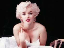 Milton H Greene Classic color photo of Marilyn Monroe in a white dress and tulle taken by Milton H Greene in his New York studio in october, 1954 Photographed by Milton H. Greene © 2016 Joshua Green