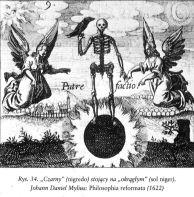 Exposition Athanor, Johan Daniel Mylius, Putrefactio, traité Phylosophia reformata, 1622