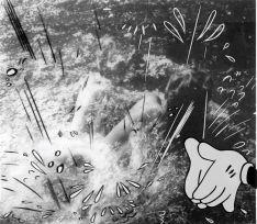 Hippolyte Hentgen, Juillet, 2016 Sérigraphie sur plexiglas 73,8 x 84,2 x 0,5 cm Imprimeur : Éric Linard Editions, La Garde Adhémar FNAC 2016-0152 © Hippolyte HENTGEN