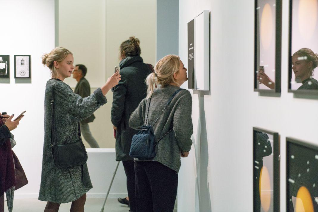 Résonances magnétiques à La Panacée - Vue de l'exposition. Photo Olivier Cablat