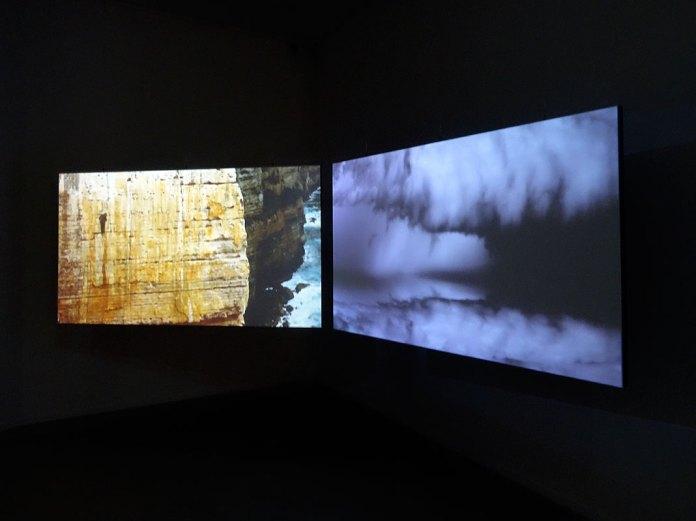 David Haines, Day and Night, 2015. Résonances magnétiques à La Panacée, Montpellier