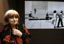 Agnès Varda, La Terrasse du Corbusier à Marseille, 1956