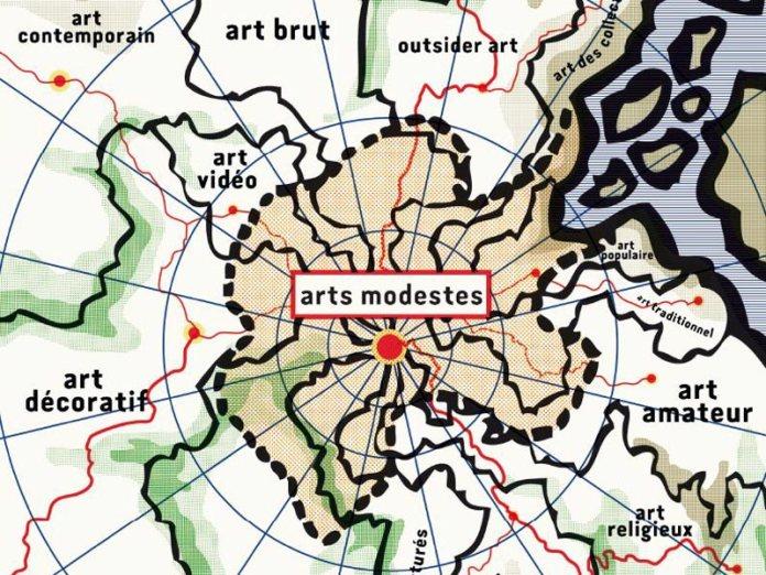 En toute modestie / Archipel Di Rosa - MIAM 2017