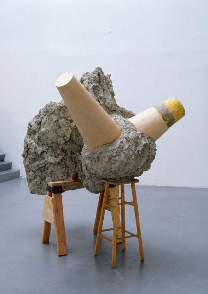 Mike Kelley, Spread-Eagle, 2000, FNAC 01-006, Centre national des arts plastiques, © The Mike Kelley