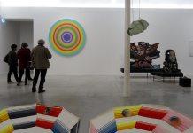 Retour sur Mulholland Drive à La Panacée Vue de l'exposition