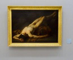 "David, Académie dite ""Hector"", 1778 - Musée Fabre - Galerie Houdon"