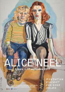 « Alice Neel : peintre de la vie moderne » (4 mars-17 septembre 2017)