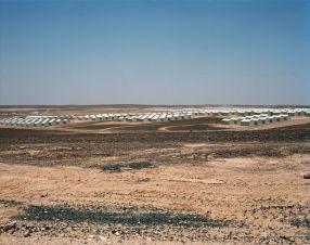 Anne-Marie Filaire, Camp de refugies syriens Azraq Jordanie juin 2014 © Anne-Marie Filaire