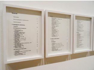 Du Verbe à la Communication – La collection de Josée et Marc Gensollen à Carré d'Art Nîmes - 04