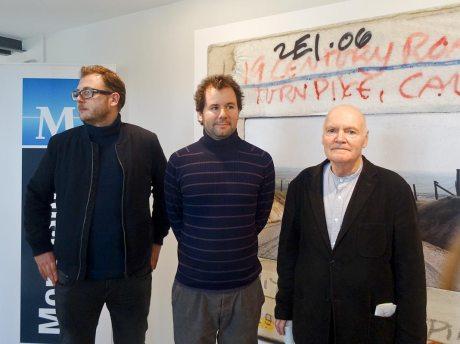 Notes sur l'asphalte - Pavillon populaire à Montpellier - Camille Fallet, Jordi Ballesta et Chester Liebs