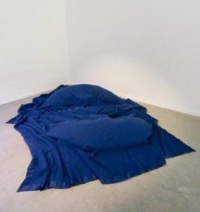 Wendy Jacob, Somnabulist (blue), 1983. Retour sur Mulholland Drive - La Panacée Montpellier