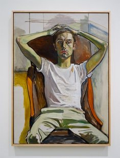 Alice Neel, Hartley, 1966
