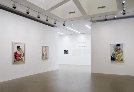 Alice Neel - Peintre de la vie moderne - Fondation Vincent van Gogh Arles - Vue de l'exposition