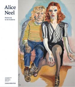 Catalogue «Alice Neel : Peintre de la vie moderne»