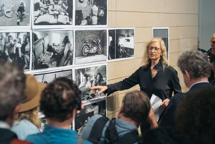 Annie Leibovitz, The early years, 1970-1983, Archive Project 1 - Luma Arles 26 mai 2017. Photo Luma Arles.