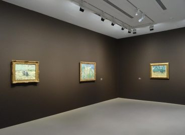 Calme et Exaltation. Van Gogh dans la Collection Bührle- Vue de l'exposition