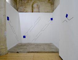 Mehdi Moutashar - Lignes de vie – Chapelle Sainte-Anne à Arles