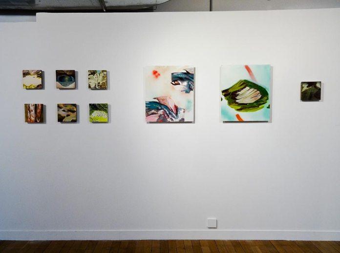 Marie Zawieja - Les unes avec les autres… à Shirley Jaffe » - Galerie du 5e
