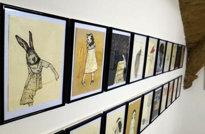 Amélie Joos, Let me be your Princess» - Narration(s) à la N°5 Galerie