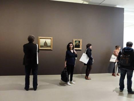 Vue de l'exposition Calme et Exaltation. Van Gogh dans la Collection Bührle © FVVGA