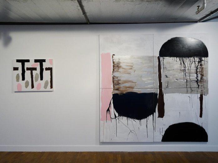 Yigat Gat - Les unes avec les autres… à Shirley Jaffe » - Galerie du 5e