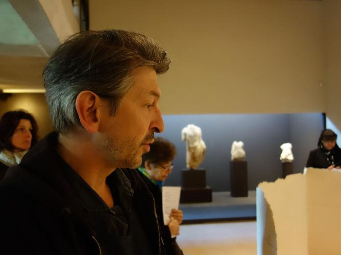 Arnaud Vasseux - Du double au singulier au Site archéologique Lattara - musée Henri Prades