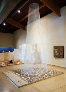 Arnaud Vasseux, Sans titre, 2010-2017 - Du double au singulier au Site archéologique Lattara - musée Henri Prades 02
