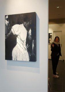 Patrice Palacio - Voodoo Rituals - Galerie Samira Cambie, Montpellier