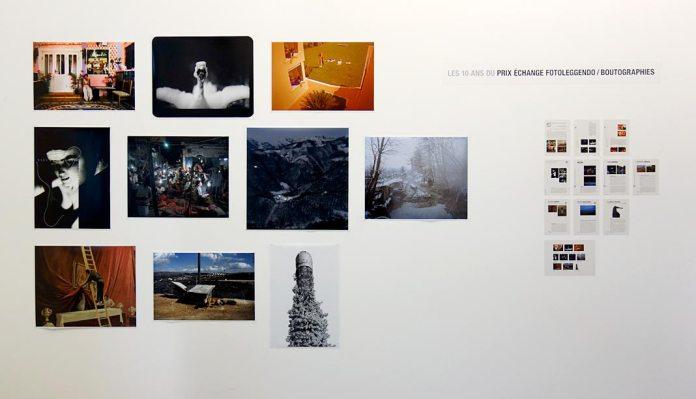 10 ans du prix Echange Fotoleggendo - Boutographies - Boutographies 2017