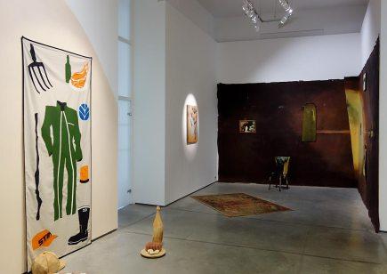 Pré-capital - Formes populaires et rurales dans l'art contemporain - La Panacée 2017