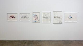 Wim Delvoye, Cloaca - les études préparatoires (2000-2010) - La Panacée 2017