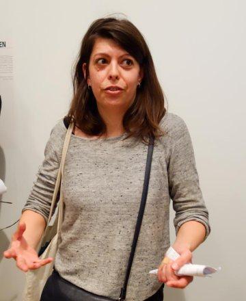 Zoé Van Der Haegen - Boutographies 2017